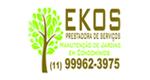 Logo Ekos Prestadora de Serviços