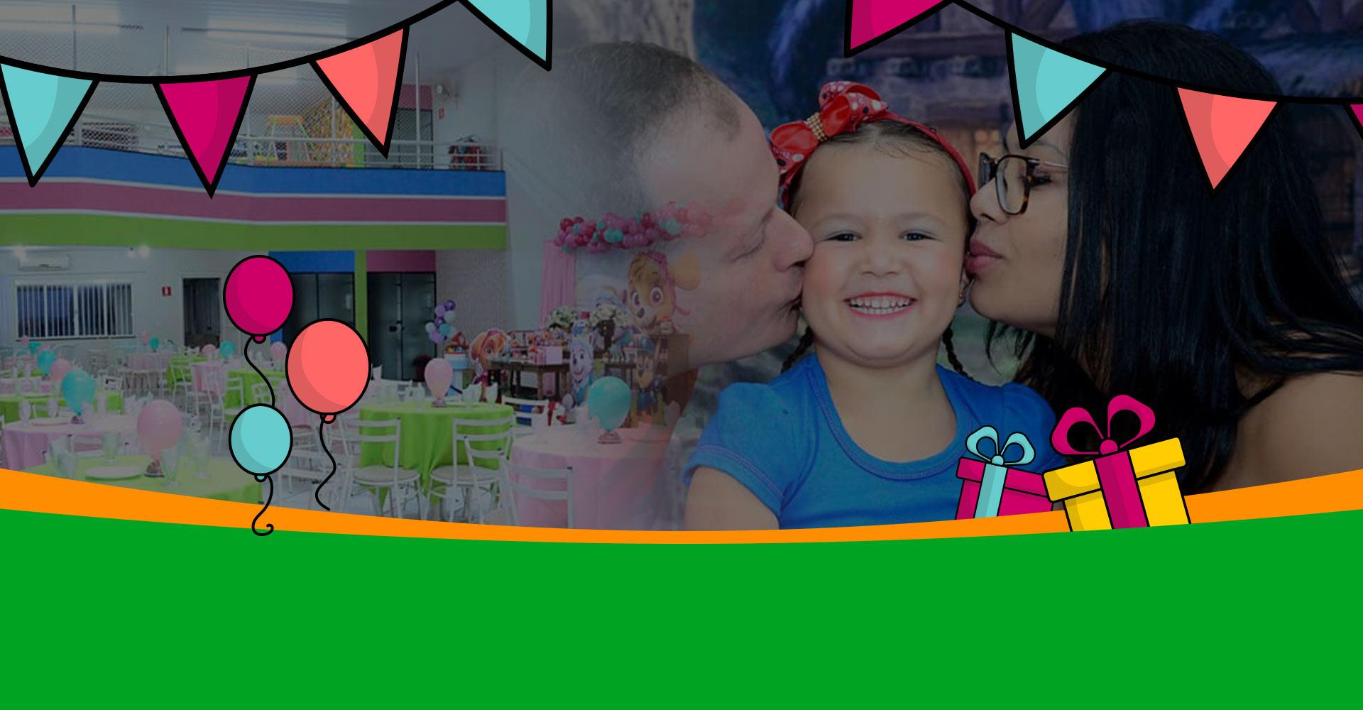 13 Temas para festa Infantil