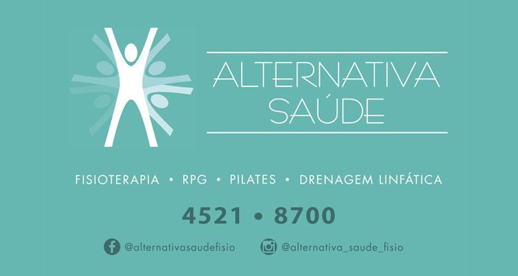 Logo Alternativa Saúde