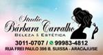 Logo Studio Bárbara Carvalho