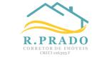 Logo R. Prado Corretor de Imoveis
