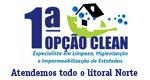 Logo 1a Opção Clean