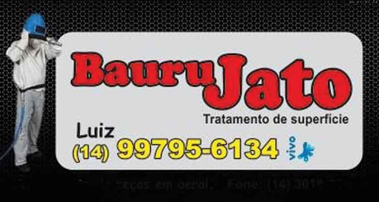Logo Bauru Jato