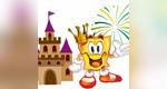 Logo Pastel Encantado