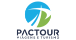 Logo PacTour Viagens e Turismo