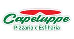 Logo Capeluppe Pizzaria e Esfiharia