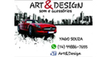 Logo Art & Design - Instalações Automotivas