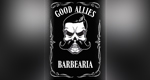 Logo Barbearia Good Allies