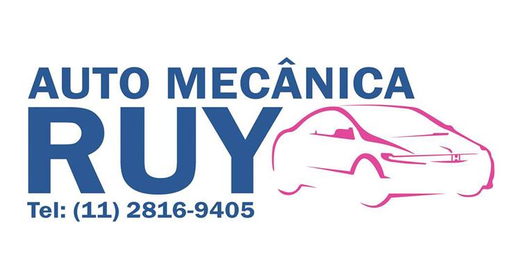 Logo Auto Mecânica Ruy