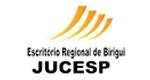 Logo JUCESP Birigui / Certificação Digital