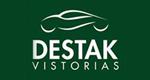 Logo Destak Vistorias