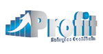 Logo Profit Soluções Contábeis