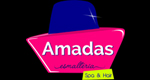 Logo Amadas Esmalteria Spa & Hair