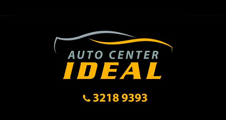 Logo Auto Center Ideal