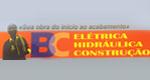 Logo BC Elétrica Hidráulica Construção