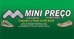 Logo Mini Preço Calçados