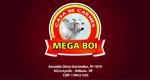 Logo Casa de Carnes Mega Boi