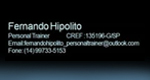 Fernando Hipolito Personal Trainer