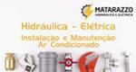 Logo Matarazzo Ar & Climatização & Elétrica