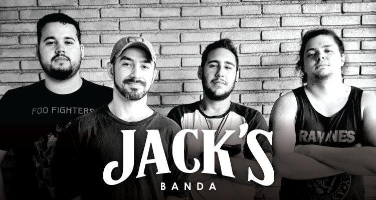 Logo Banda Jack's