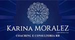 Logo Karina Moralez Consultora de RH e Coaching