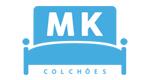 Logo MK Colchões