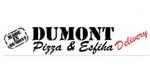 Logo Dumont Pizzas e Esfihas