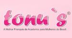 Logo Tonu's Jundiaí