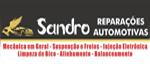 Logo Sandro Reparações Automotivas
