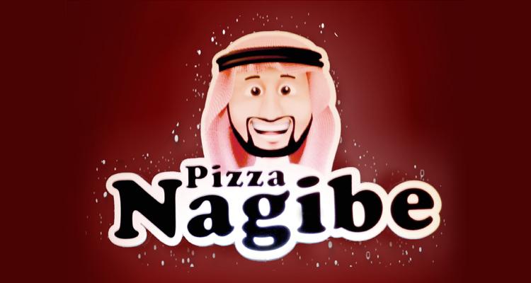 Logo Pizza Nagibe