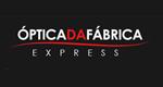 Logo Óptica da Fábrica Express