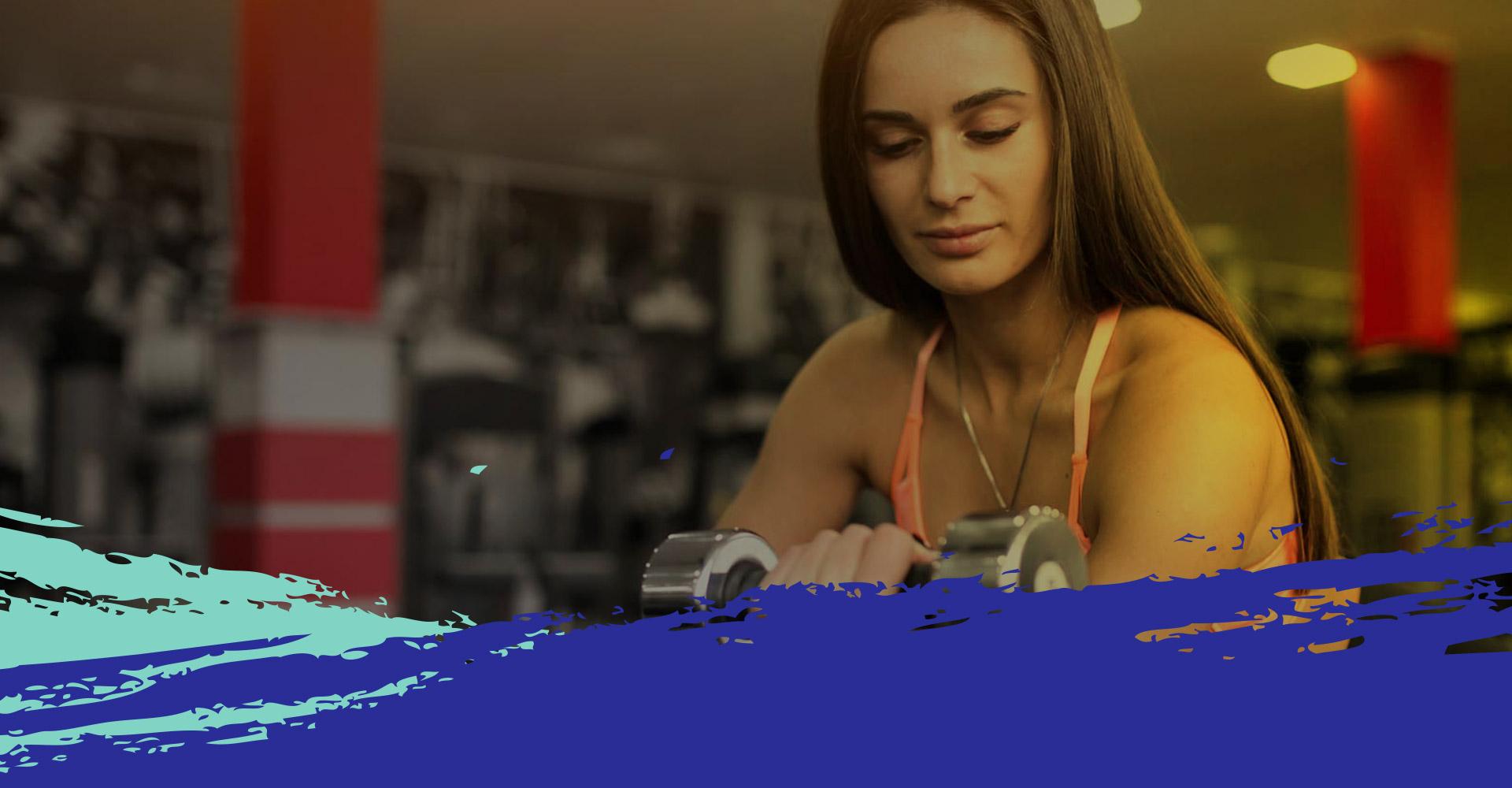 Academia Impacto de Tietê possui estrutura de alto padrão e profissionais experientes para suporte em seu treino.