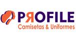 Logo Profile Uniformes Personalizados, Fitness e Casual - Loja 2