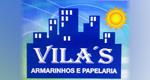 Logo Vila's Armarinho e Papelaria