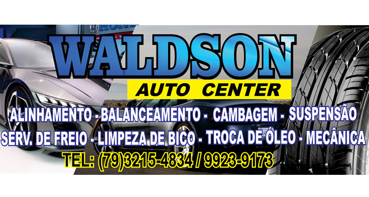 Logo Waldson Auto Center