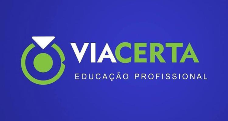 Logo Via Certa Educação Profissional