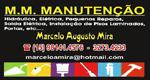 Logo M. M. Manutenção