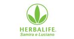 Logo Herbalife Samira e Luciano