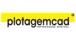 Logo Plotagemcad Impressão Digital