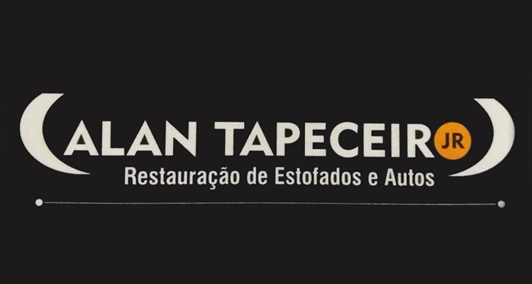 Logo Alan Tapeceiro Jr.