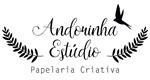 Logo Andorinha Papelaria Criativa