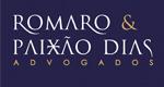 Logo Romaro & Paixão Dias Advogados