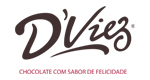 Logo D'Viez Chocolates Finos - Multimodas Center