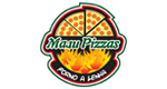 Logo Maju Pizzaria