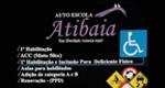 Logo Auto Escola Atibaia - Alvinópolis
