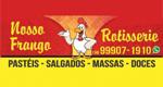 Logo Nosso Frango Rotisserie