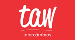 Logo TAW Intercâmbios