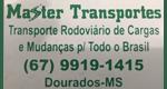 Logo Master Transportes