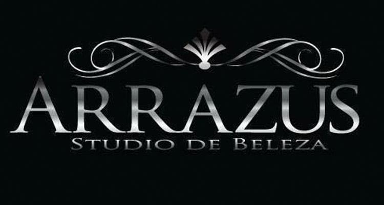 Logo Arrazus Studio de Beleza