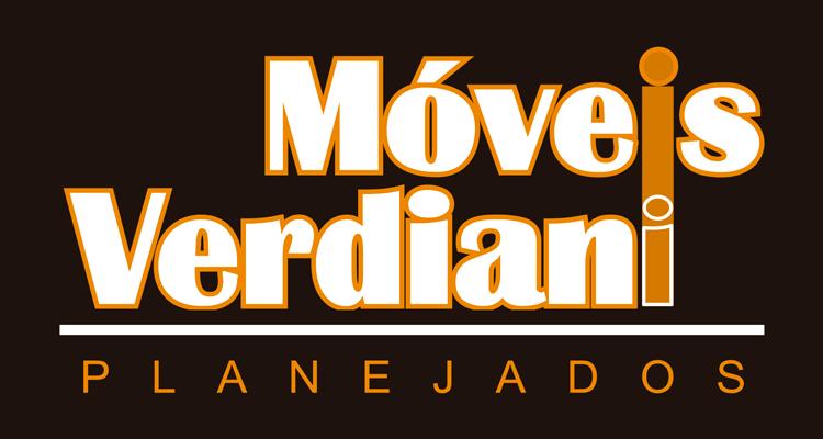 Logo Móveis Verdiani Planejados